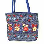 Embroidered Shopping Bag G